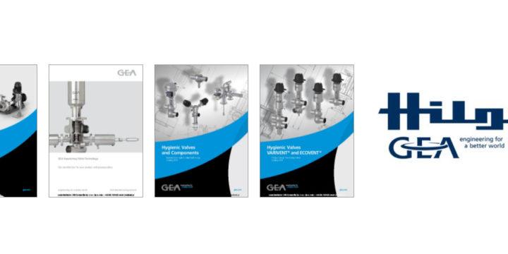 Katalogi produktowe GEA-Hilge